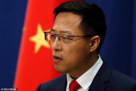 Diplomat China dan Taiwan Gelut Sampai Cedera Kepala