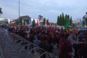 Buntut Aksi di Balai Kota Solo: 148 Pemuda Diduga Penyusup Ditangkap, 37 Sekolah di Soloraya Disurati Polresta