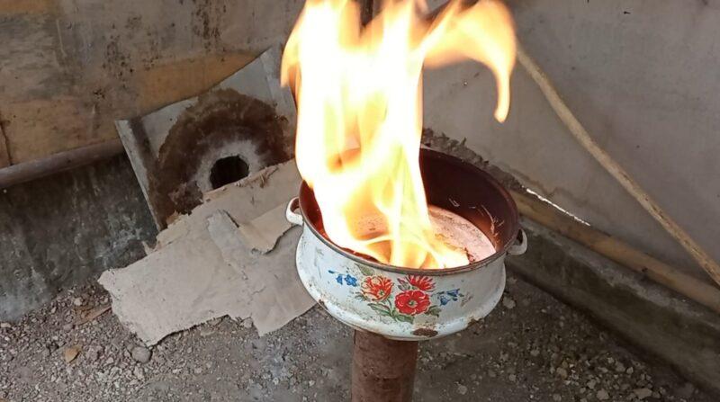 Setahun Lebih Menyala, Api Bonagung Sragen Berpotensi Jadi Wisata Andalan