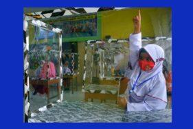 Guru Positif Covid-19 Sudah Sembuh, Pembelajaran Tatap Muka di SMPN 1 Karangdowo Klaten Masih Dihentikan