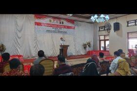 2 Wilayah Sukoharjo Kebagian Bantuan 3.500 Paket Sembako Dari SKK Migas, KBPP Polri, Dan DPR