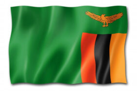 Bendera Zambia. (Freepik)