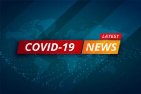 Ilustrasi breaking news Covid-19. (Freepik)