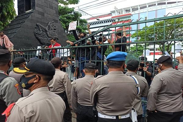Sip! 7 Pasien Covid-19 dari Klaster Demo di Semarang Sembuh