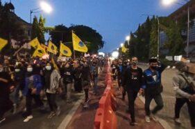 Demo di Balai Kota Solo Berjalan Damai, Ini Penyebabnya versi Kapolresta