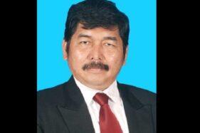 Prasetyo Hadi Purwandoko, dosen FH UNS Solo yang meninggal positif Covid-19, Senin (19/10/2020). (Istimewa)