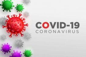 Ilustrasi virus corona atau Covid-19. (Solopos/Dok)