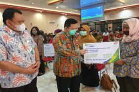 BP Jamsostek Surakarta Bayar Klaim JKM Rp23,9 Miliar
