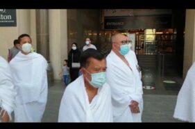 Dari Vatikan, Jusuf Kalla Umrah di Tengah Pandemi