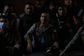 Polisi Akui Ada Korban Luka Akibat Ricuh Saat Demo di Bundaran Kartasura