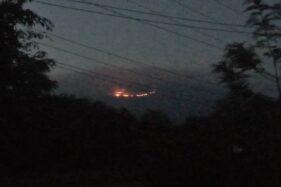 Kebakaran Besar Landa Hutan Lereng Gunung Kilimanjaro, Mahasiswa Dikerahkan Padamkan Api