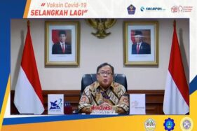 Menteri Riset dan Teknologi Bambang Brodjonegoro, dalam talkshow