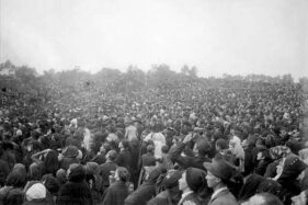 Hari Ini Dalam Sejarah: 13 Oktober 1917, Mukjizat Matahari Muncul