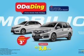 Promo Odading dari Honda Bintang Group (Istimewa).