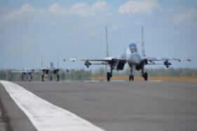 Latihan Sikatan Daya 2020, Pesawat Tempur TNI Sukses Lepaskan Bom untuk Hancurkan Musuh