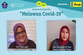 Talkshow Solopos TV Chit chat kesehatan bareng Prodia