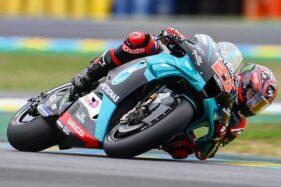 Kualifikasi MotoGP Prancis 2020: Quartararo Rebut Pole, Rossi Harus Puas di Urutan ke-10