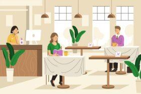 Tips Aman Jajan di Luar Rumah untuk Cegah Covid-19 Klaster Kuliner
