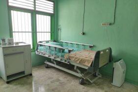 BOR Tempat Tidur Isolasi Covid-19 di Karanganyar Masih Rendah