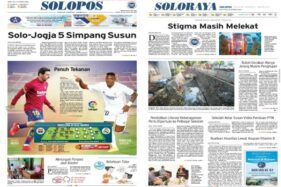 Solopos Hari Ini: Solo-Jogja 5 Simpang Susun