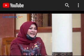 Sri Mulyani dalam sebuah berbincangan di chanel Youtube SoloposTV.