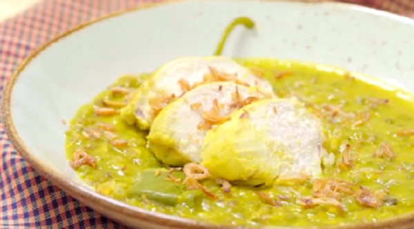 Sup ayam imun, makanan peningkat daya tahan tubuh (Instagram/@tastemadeindonesia).