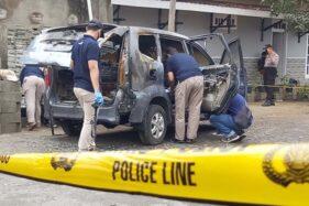 Polisi: Pembunuhan Wanita Terbakar dalam Mobil di Sukoharjo Bermotif Bisnis