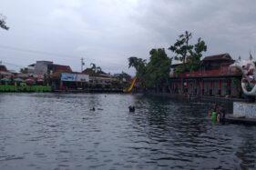 Wisata Air di Klaten Buka Lagi, Pengunjung Ingin Sejenak Lupakan Pandemi