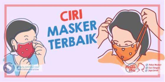 Infografis Ciri masker (Solopos/Whisnupaksa)