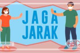 Infografis Jaga Jarak (Solopos/Whisnupaksa)