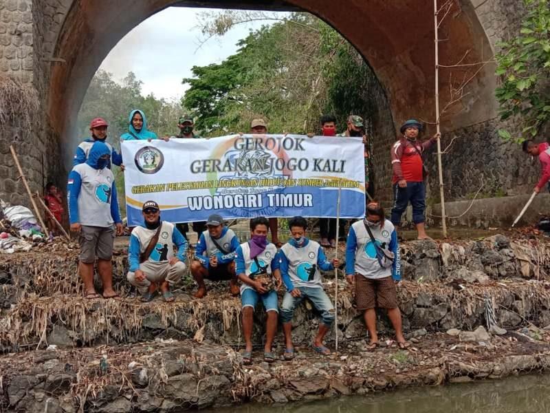 Kenalkan Gerojok, Komunitas Wonogiri Timur Pelestari Ikan Sungai