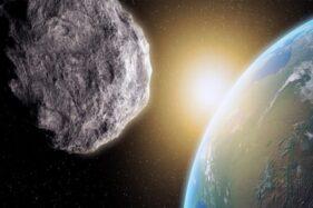 Efek Yarkovsky pada asteroid Apophis. (Bisnis-Dok.)