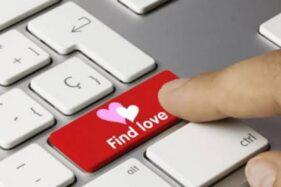 Ilustrasi online dating. (Bisnis-Dok.)