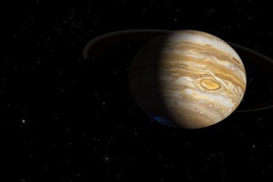 Planet Jupiter. (Ronggaside.blogspot.com)