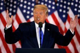 Donald Trump Meradang Facebook Masih Blokir Akunnya