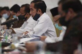 Ekonomi Indonesia Sah Resesi, Ini Kata Istana Presiden...