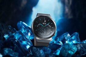 Tampilan Huawei Watch GT 2 Pro. (Bisnis-Istimewa)