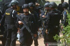 Cegah Aksi Teror, Densus 88 Tangkap 7 Terduga Teroris