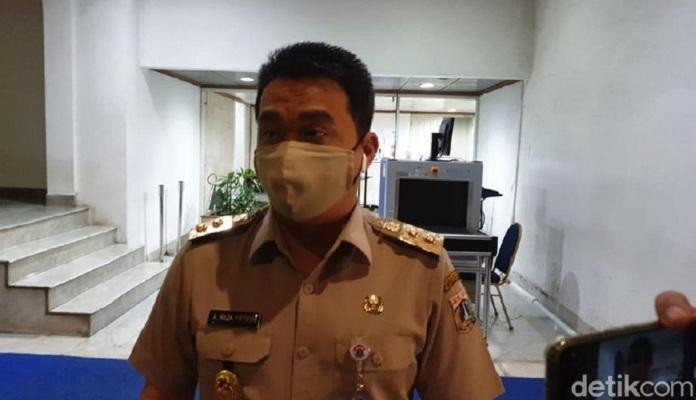 Wakil Gubernur DKI Jakarta, Ahmad Riza Patria. (Detik.com)