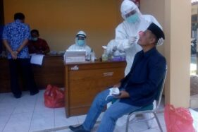 2 Anggota DPRD Kena Covid-19, Dinkes Grobogan Gelar Rapid Test
