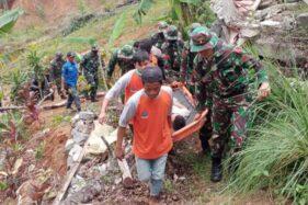 Tiga Desa Rawan Longsor Di Karanganyar Ditetapkan Jadi Destana
