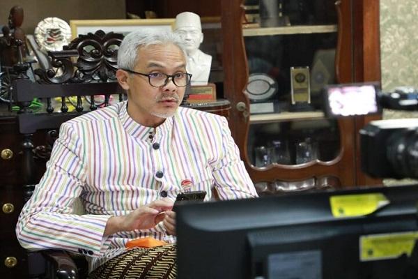 Para Pemimpin Redaksi Media Online se-Jateng Bertemu di Semarang
