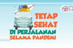 Infografis Tetap Sehat di Perjalanan (Solopos/Whisnupaksa)