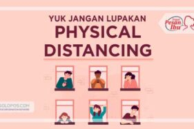 Infografis Physical Distancing (Solopos/Whisnupaksa)