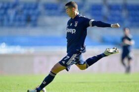Ronaldo Bukukan Penampilan ke-600 di Liga Saat Juventus Pukul Spezia 3-0