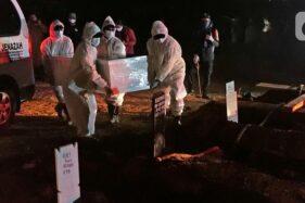 Jateng Miliki Kasus Kematian Tertinggi Covid-19 per 14 November