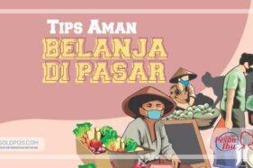 Infografis Tips Aman di Pasar (Solopos/Whisnupaksa)