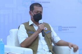 Ketua Satgas Penanganan Covid-19 Doni Monardo Positif Corona
