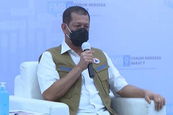 Erick Thohir Angkat Doni Monardo Jadi Komisaris Utama Inalum, Ini Tugasnya