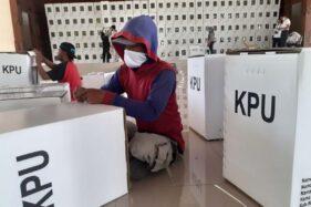 KPU Sukoharjo Siapkan Petugas Khusus untuk Pemilih Positif Covid-19